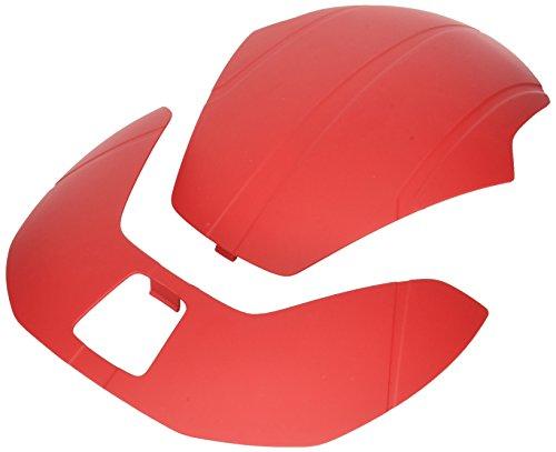bollé 50773 Accesorios para Cascos, Unisex Adulto, Rojo (Matte), 54-58 cm