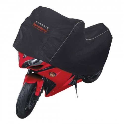 Classic Accessories 73867 MotoGear Deluxe Motorcycle Cover, Sport