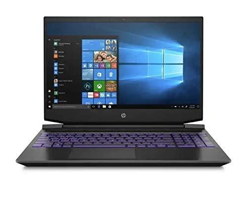 HP Pavilion Gaming 15-ec0106ax 15.6-inch Laptop (Ryzen 5 3550H/8GB/1TB HDD + 256GB SSD/Windows 10 Home/4GB NVIDIA GeForce GTX 1650 Graphics), Shadow Black