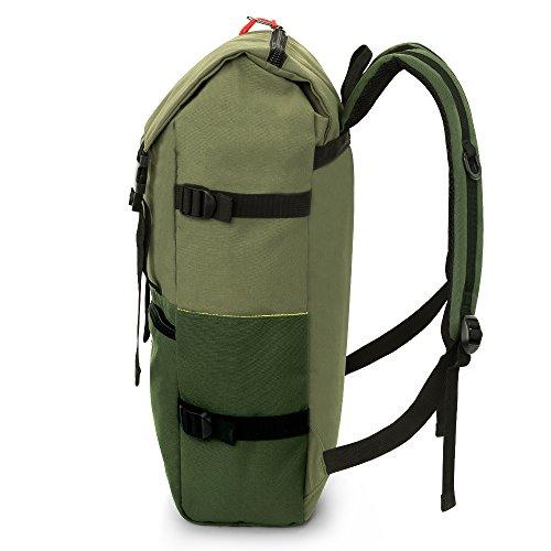 KINGSLONG Rucksack Outdoor Rucksack Reiserucksack Unisex Laptop Rucksack, Casual Rucksack wasserdicht und langlebig Multi-Color Wahl - 6