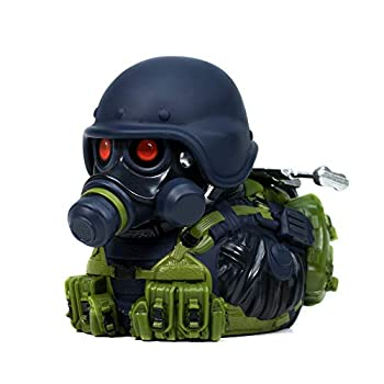 TUBBZ Resident Evil HUNK Collectible Duck Figurine – Official Resident Evil Merchandise – Unique Limited Edition Collectors Vinyl Gift