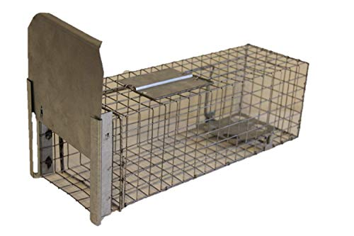 TRAPGALLIER piège Cage Capture 50x18x18...