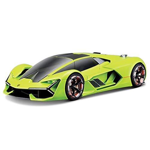 Coches Uno Y Veinticuatro Modelo De Coche/Compatible con Lamborghini Terzo Millenio/Coche Modelo De Simulación De Aleación Modelo De Coche De La Decoración De Fundición A Presión De Coches