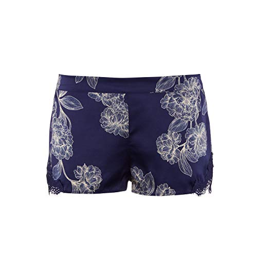 Aubade, Seiden-Shorts TOI MON AMOUR, Größe: 36, Farbe: Night, QS61-1