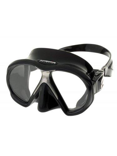 ATOMIC - SubFrame Medium Black-Black Tauchmaske
