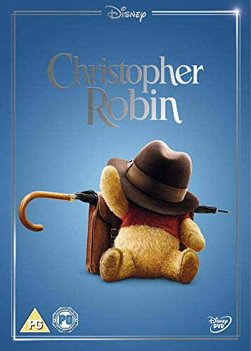 Christopher Robin [DVD] [2018]