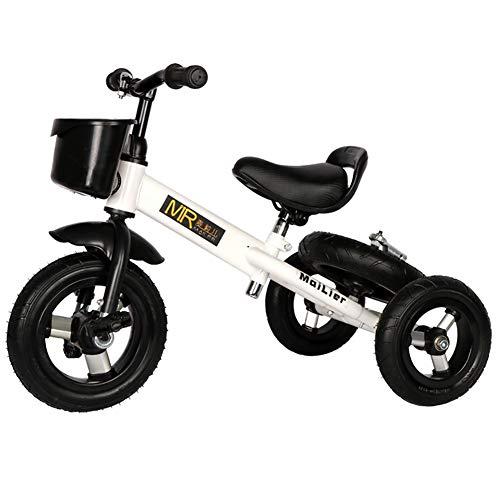 Bicicletas para niños Guo Shop- Triciclo Infantil Bicicleta para bebés Bicicleta Multifuncional 3-6 años Carro de bebé Drift Coche de Juguete Equilibrio del Coche