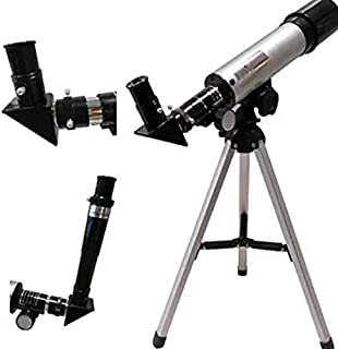 Karunanidhi Land and Sky 90x Zoom Refractor Telescope Seeing Planets and Stars Moon