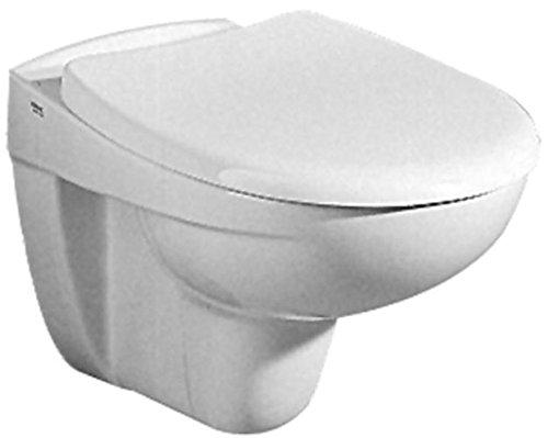 Keramag WC-Sitz Virto mit Absenkautomatik weiß (Alpin), 573065000