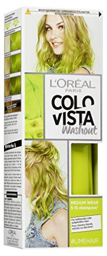 Colovista Wash Out 17 Limehair