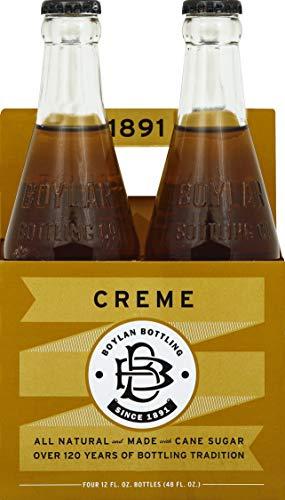 Boylan 33292Natürliche creme vanille Soda