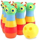 メリッサ&ダグ(Melissa&Doug) Happy Giddy Bowling Set