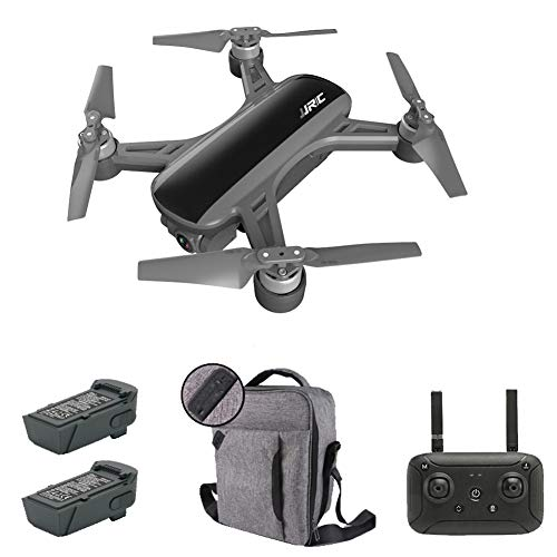 Remote Control Drone for Beginners with GPS, Point of Interest,Real-Time Transmission, Failsafe, One Key Operation, Aircraft Quadcopter 5G Wifi FPV 1080P HD Camera,Best Gift Kids Boys,Black,BBB