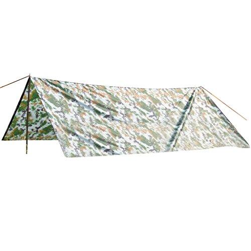 Générique Non-Brand Barrière D'abri pour Camping Militaire Imperméable à l'eau