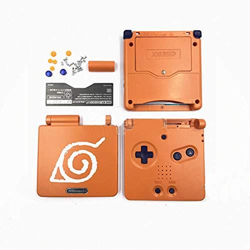 Custodia Shell Case Cover + Strumenti Per GBA SP Gameboy Advance SP Riparazione Parte Edizione Limitata