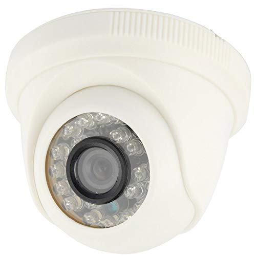 Skdvy CMOS 420TVL 3.6mm Objektiv ABS Material Farbe Infrarot-Kamera mit 24 LED, IR-Abstand: 20m