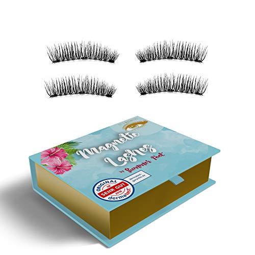 Premium Magnetische Wimpern Voluminöse künstliche 3D Wimpern - Erfahrungsberichte & Preisvergleich