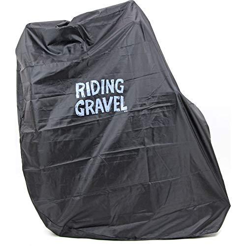 R250(アールニーゴーマル) グラベルバイク用 縦型軽量輪行袋 ブラック フレーム/スプロケット/ローターカバー・輪行マニュアル付属
