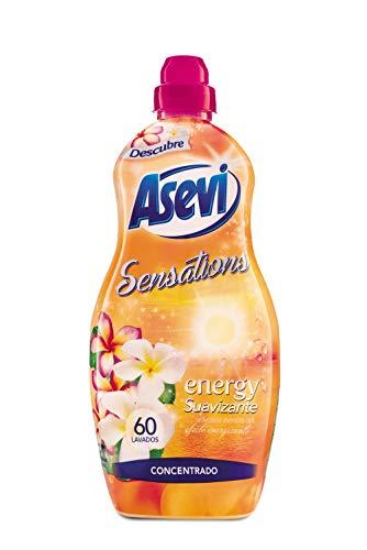 Suavizante Asevi Sensations Energy 60 dosis