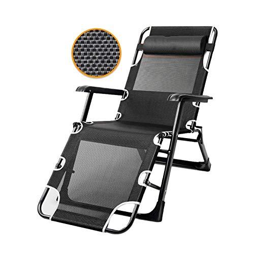 Presidente Cero Gravedad,Hamaca Plegable,Silla reclinable Multifuncional para Oficina, jardín, balcón, terraza o...