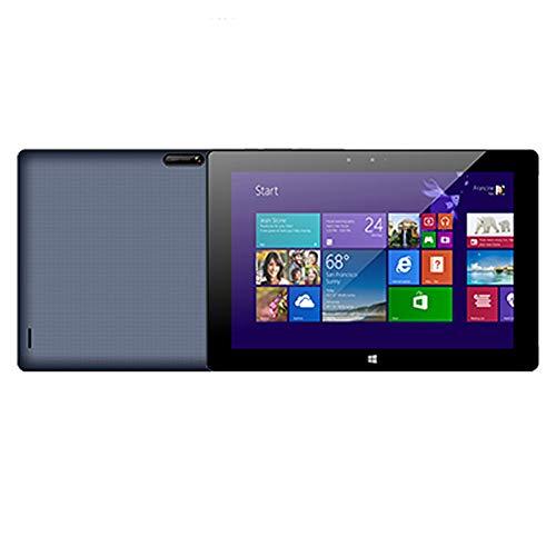 tablet PC 10.1 Pulgadas HD IPS PC 64GB EMMC 4GB DDR3L 1280 * 800 píxeles Cámara Dual 2.0MP + 5.0MP Soporte WiFi/Extensión OTG/Salida HDMI Batería de 7800mAh