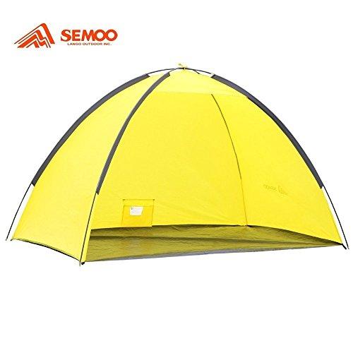 Semoo - Paravientos grande 200x140x110cm - Tienda