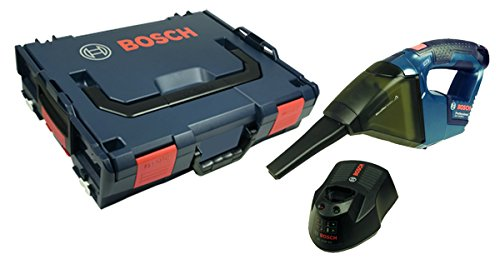 Bosch GAS 10,8 V-LI Akku Handsauger 1 x Akku 4,0 Ah + Ladegerät - in L-Boxx