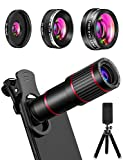 Best Iphone Lens - MACTREM Phone Camera Lens Phone Lens Kit 9 Review