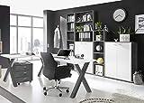 %Sale%MEGA-Set Büromöbel Mister Office Deluxe 6 Teile