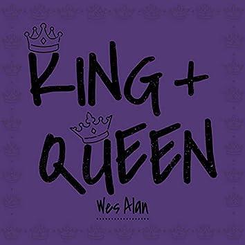 King + Queen