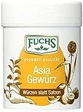 Fuchs Würzen statt Salzen 'Asia' orientalische Gewürzmischung Salzersatz, Curry-Gewürz, ideal auch als Salat- und Grillgewürz, 3er Pack (3 x 70 g)