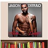 xiongda Jason Derulo Talk Schmutziges Musikalbum Cover