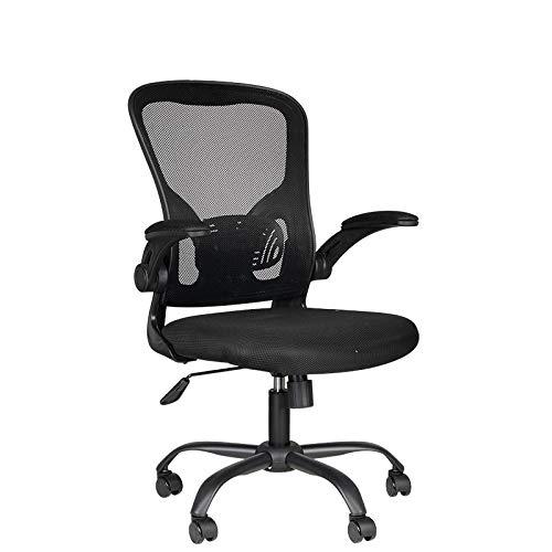 Bürostuhl ergonomisch Gaming Comfort 73 schwarz Gesunde Rückgrat