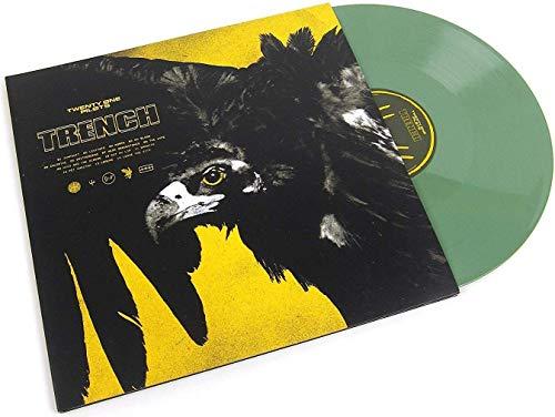 ΤRΕΝCΗ. Exclusive Olive Vinyl 2LP