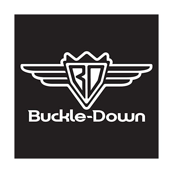 Buckle-Down Seatbelt Belt Supernatural Regular, Supernatural Devil's Trap Pentagrams Grays/Black/White, 1.5″ Wide – 24-38 Inches in Length