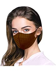 NYBEE Sport UV Protection Reusable and Washable Cooling Scarf Fashion Face Cover Mask for Women, Men, Unisex, Breathable
