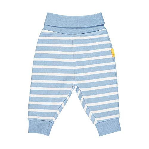 Steiff Jogginghose Pantalon De Sport, Bleu (Forever Blue 6027), 52 (Taille Fabricant: 050) Bébé garçon