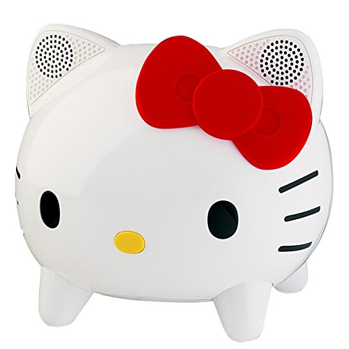 Find Cheap Hello Kitty KT4559 Stereo Bluetooth Speaker System