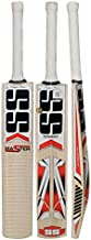 SS Size 4,5,6 Kids Children Bats Kashmir Willow Cricket Bat, Exclusive Cricket Bat for Junior with Full Protection Cover (4, Master)