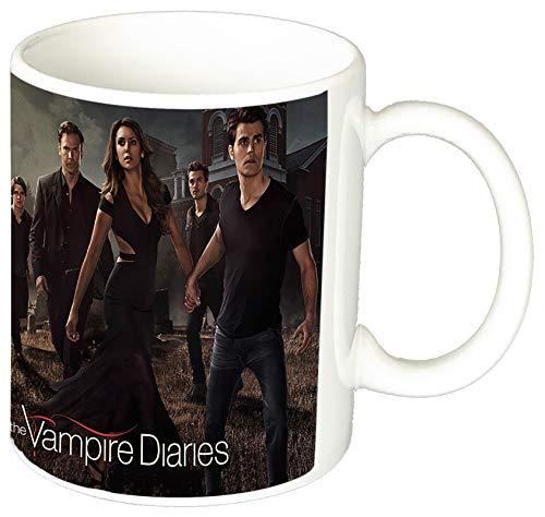 Cronicas Vampiricas The Vampire Diaries Season 6 Taza Ceramica