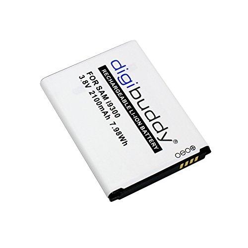 Batteria Per Samsung Galaxy S3 Neo GT-I9301, 2100mAh, Sostituito: EB-L1G6LLUCSTD