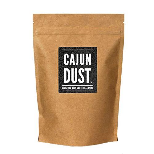 Cajun Dust - Condimento Cajun aroma del sud e spezie BBQ - Confezione grande (225gr)