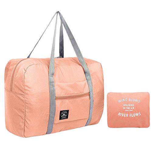TWIFER Bolsos de Viaje Plegable,Bolsa de Deporte Mujer Hombre,Bolsa de Mano Equipaje Equipado,Maletas de Viaje, Negocios Casual Flight Shoulder Bag