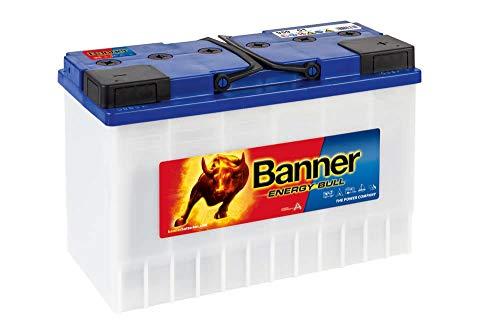 Bannière 95901 Boîte d'énergie 643 Bull par Inadvertance et Backfire protégé Leisure batterie