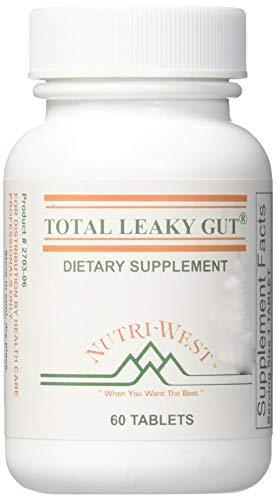 Nutri-West - Total Leaky Gut 60 Tablets by Nutri-West