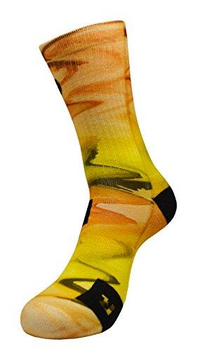 STYLE FOREVER® Inspire Series Desert Storm - Inspire Serie Wüstensturm Socken (35/38)