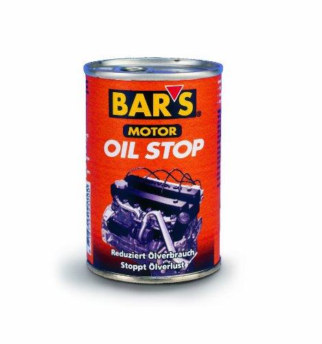 Bars Motor Oil Stop, BE02, Reduziert Ölverbrauch und stoppt Ölverlust, 150 g