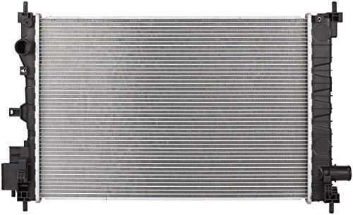 Spectra Premium CU13590 Complete Radiator, 1 Pack