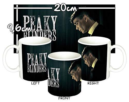 Peaky Blinders Cillian Murphy B Taza Mug