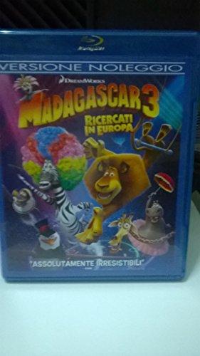 Locandina Madagascar 3 - Ricercati in Europa